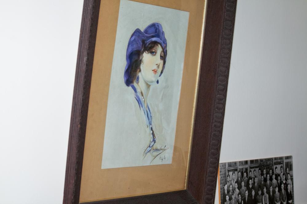William Henry Barribal - Artist