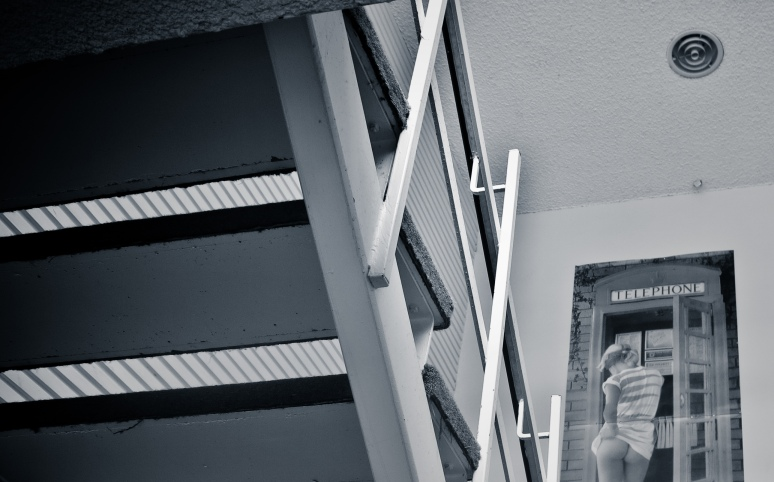 Stairway - Auckland